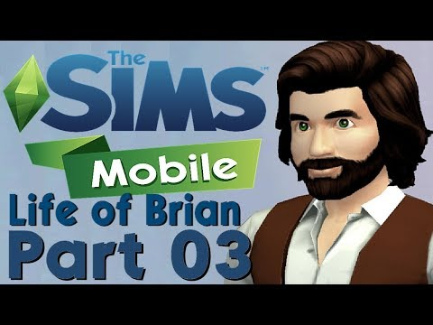 The Sims Mobile - Life Of Brian Part 3 -  Live Stream