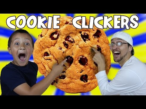 Cookie Clickers: Father & Son Gameplay of Most Addicting App