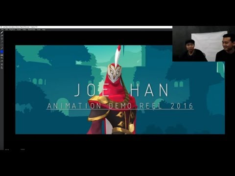 Animbreak Episode 03 - Joe Han - Principal Animator at Riot