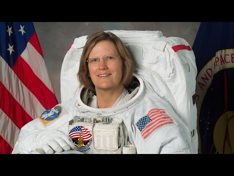 "On Life In Space: ""You See All Sorts of Crazy Things"""