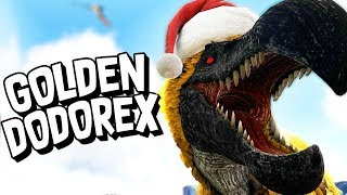 ARK Survival Evolved Ep #68 - THE GOLDEN DODOREX (Modded Survival)
