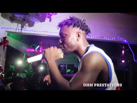 SHOW CASE SIANO BABASSA AU BAR VIP SELFIE  By DHM PRESTATIONS