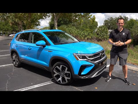 Download Is the 2022 VW Taos the BEST new small SUV to BUY?