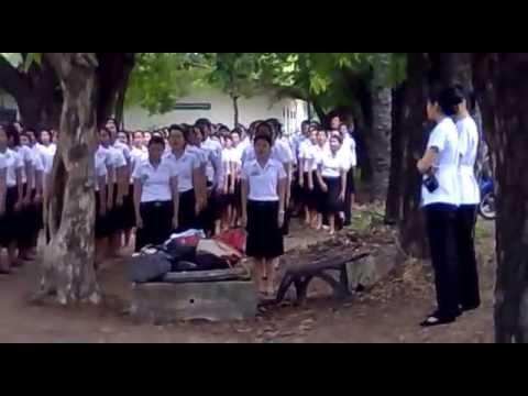 รับน้อง คณะแพทย์แผนไทย มหาวิทยาลัยราชภัฏอุบล