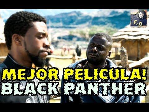 OSCARS 2019 -BLACK PANTHER  MEJOR PELICULA EN LOS HOLLYWOOD FILMS AWARDS! GUIONISTA DE DARK AVENGERS