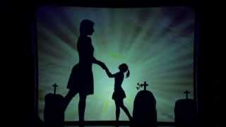 Attraction Black Light and Shadow Theatre Group - Britain