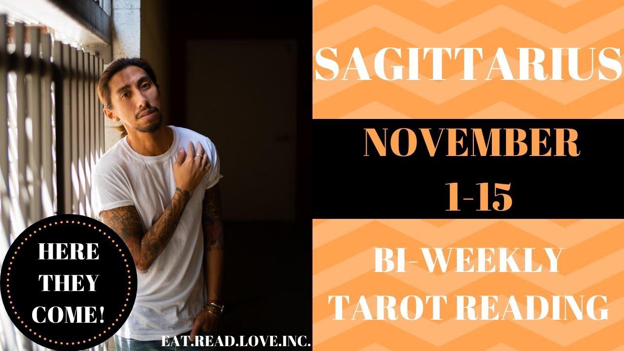 sagittarius weekly 15 to 21 tarot horoscope