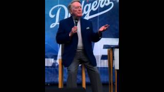 Vin Scully Shares His 4 Greatest Homerun Calls
