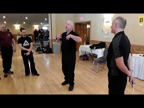 Martial arts symposium new hampshire 2018 FMA KNIFE part 4