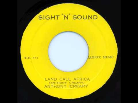 Land Call Africa - Anthony Creary