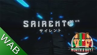 Sairento VR Review - Worthabuy?