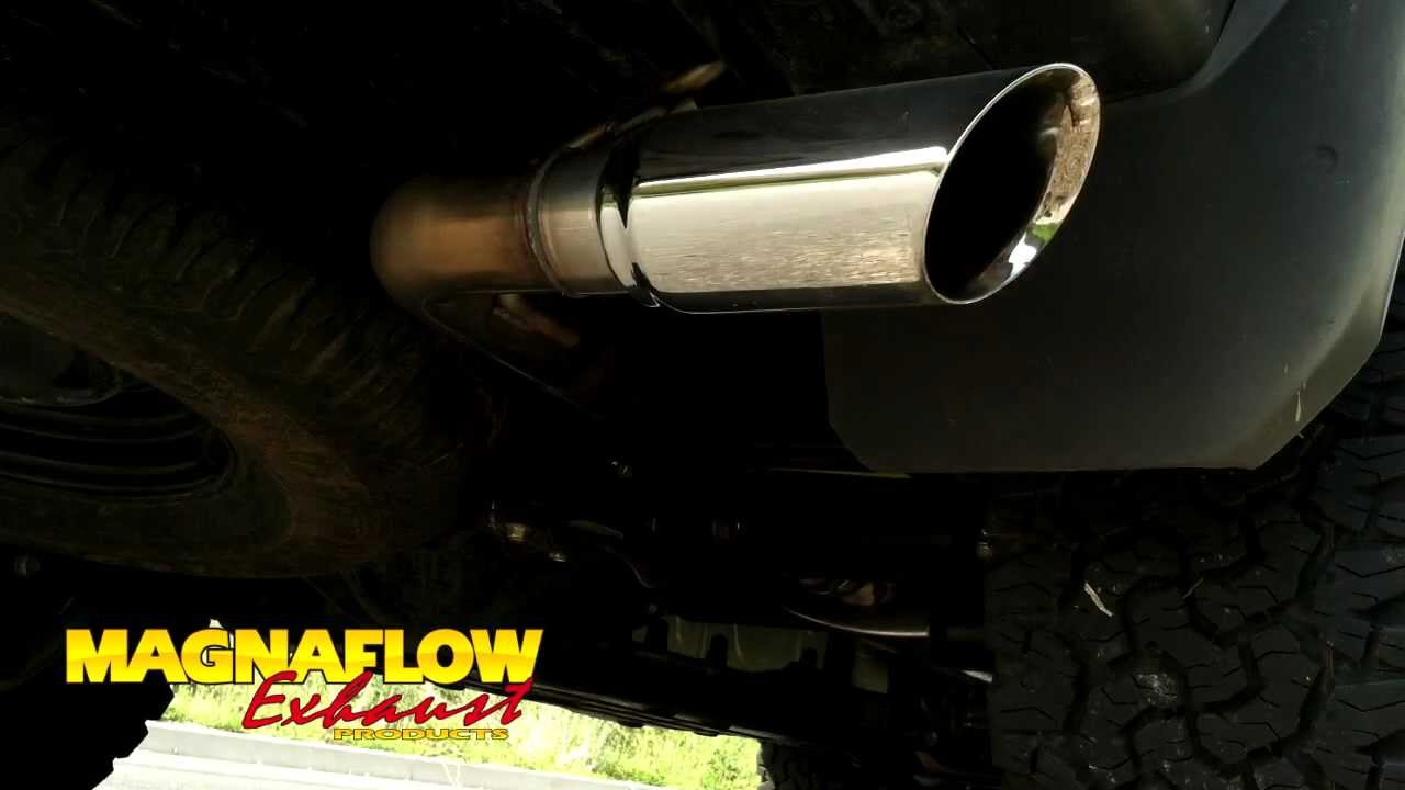 5th Gen  4Runner Cat Back Exhaust by Magnaflow