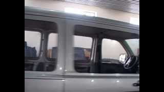 видео переоборудование салона микроавтобусов