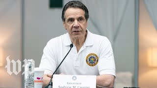WATCH: New York Gov. Cuomo provides coronavirus update