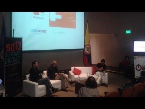 Cuarta Sesión Preparatoria: Literatura Digital - #SD13Colombia