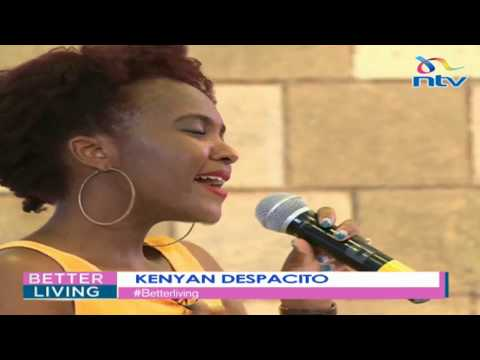 Meet Viola Karuri, the lady behind Swahili version of popular song 'Despacito' - Better Living