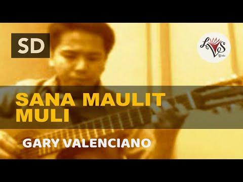 Sana Maulit Muli - Gary Valenciano (solo guitar cover)