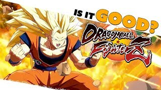 Is Dragon Ball FighterZ ANY GOOD? - The Know Game News