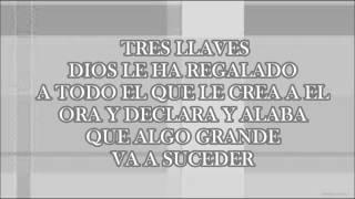 Ora, Declara y Alaba (letra) Nimsy Lopez
