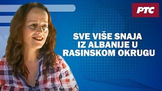 Sve više snaja iz Albanije u Rasinskom okrugu