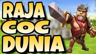 RAJA COC SEDUNIA | THE KING OF CLASH OF CLANS IN THE WORLD | misteri coc #4
