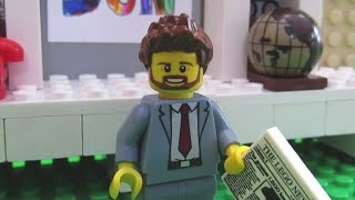 Jefferson County boys make stop-motion Lego video for 'Some Good News' web show