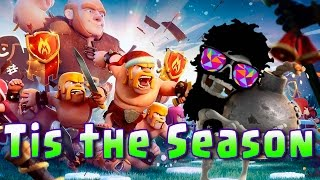 Clash of Clans Winter Update is HERE!!