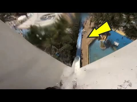 Thumbnail: 5 MOST INSANE Waterslides YOU WON'T BELIEVE Actually Exist!
