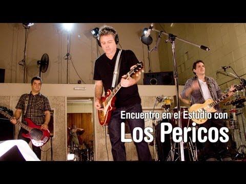 Los Pericos - Encuentro en el Estudio - Programa Completo [HD]