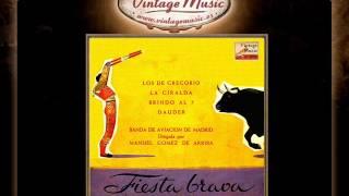 Banda De Aviación De Madrid -- Los De Gregorio (Pasodoble Torero) (VintageMusic.es)