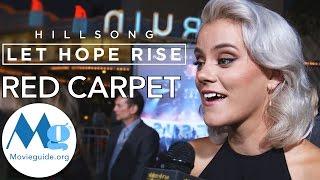 HILLSONG LET HOPE RISE Red Carpet