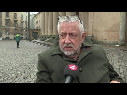 """Leif GW studerar mordfallet på plats i Köpenhamn: """"Madsen är ju väldigt upptagen av sig själv"""" - Nyh"""