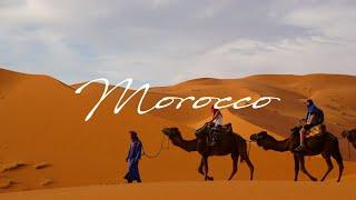 MOROCCO 2018   Marrakech, Atlas Mountains, Sahara Desert   GoPro Hero 5 Black & Sony a6000