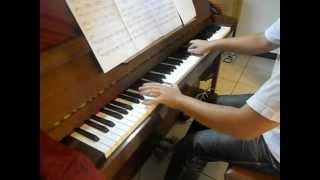 YURIA - YOU ( SHUFFLE!  OP ) - with my piano