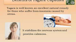 Health Benefits of Tagara