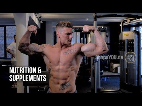 ROSSCUT - Nutrition & Supplements  by Ross Dickerson - & Michael Schmidt - TEAM ShapeYOU