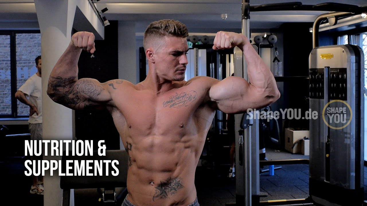 ROSSCUT - Nutrition & Supplements by Ross Dickerson