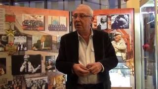 Пресс-конференция, посвященная открытию выставки Ю.В. Никулина и открытию сезона 2016-17