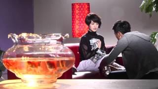 楊丞琳 rainie yang 失憶的金魚 mv拍攝花絮