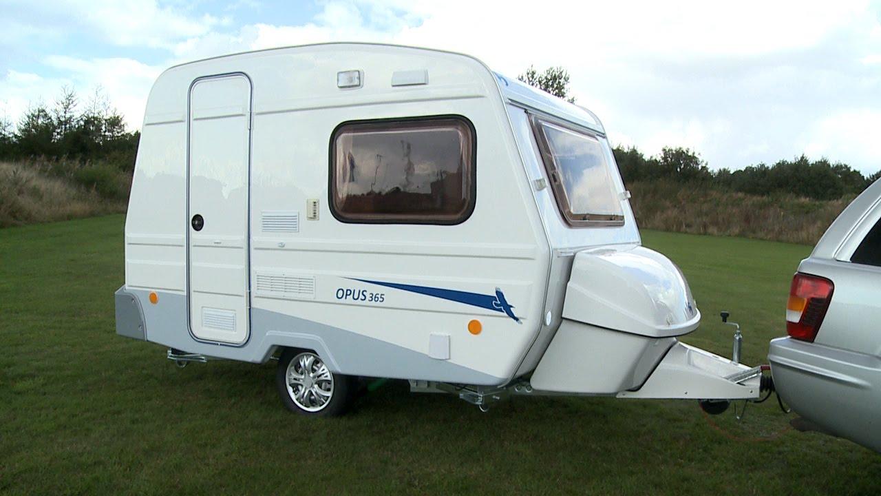 Campingvogne til salg i bilhandleren