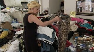 TLC Hoarders Preview: Woman Faces Clothes, Shoes Shopping Addiction After Divorce
