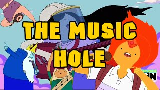 All songs from episode The Music Hole | Adventure Time
