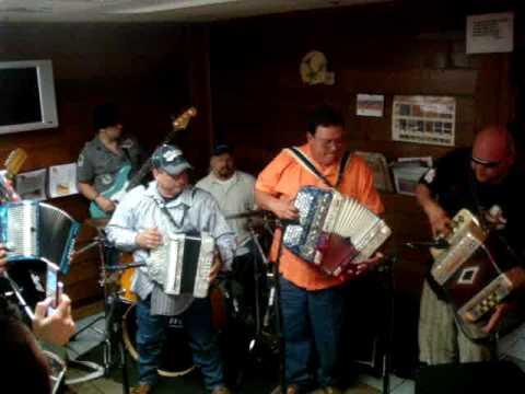 Flaco Jimenez/David Farias/David Lee Garza/JR Gomez-Polka Time-AWDS Austin, TX 09