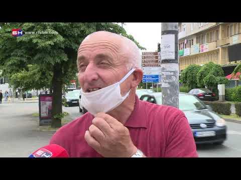 Počeli Sa Radom Kafići, Frizerski Saloni - Bijeljina (BN TV 2020) HD