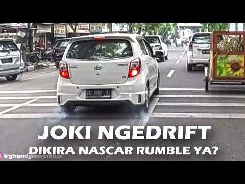 Joki Fast furious ngedriff di medan | Dikejar Polisi - Kek Ginilah Medan
