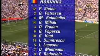 Romania   Colombia 3 1 World Cup 1994 FULL MATCH 1 7 1