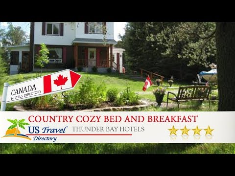 Country Cozy Bed And Breakfast - Thunder Bay Hotels, Canada