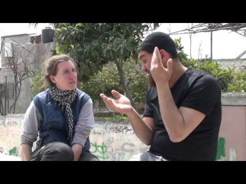 House Demolition in East Jerusalem (Interview)