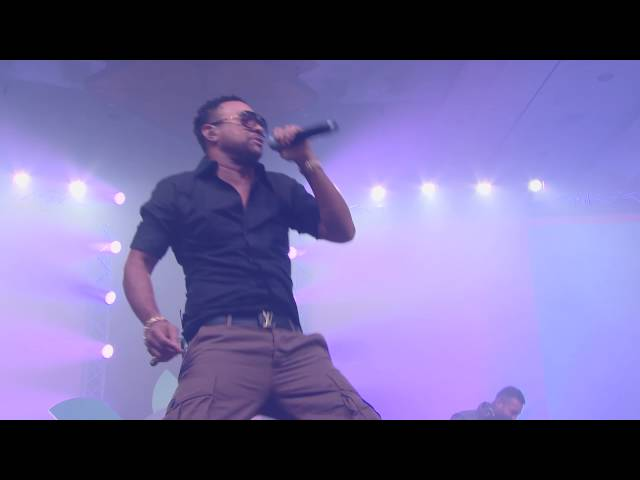 Shaggy at Zumba Instructor Convention - Zincon - Zlife