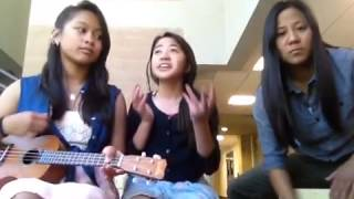 Girl on Fire by Alicia Keys (Cover by HannahAndJeselle & Nikka)